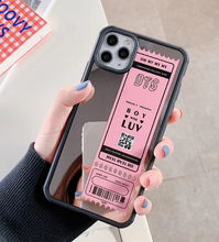 Load image into Gallery viewer, BTS Kpop K Pop Korea Band Case For Apple Iphone 11 Pro Max SE Xr Xs X 7 8
