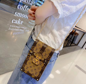 Universal Louis Vuitton Wallet Bag HandBag Case For Iphone Samsung Huawei Xiaomi Oppo Vivo Realme OnePlus