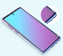 Load image into Gallery viewer, Gradient Color Cover Case For Samsung S10 S9 S8 A20 A30 A40 A50 A60 A70 A80