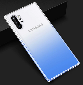 Gradient Color Cover Case For Samsung S10 S9 S8 A20 A30 A40 A50 A60 A70 A80