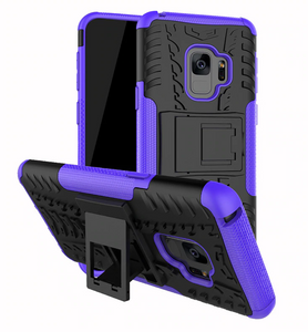 Heavy Duty Armor Stand Shockproof Shell Hülle funda custodia Coque Case For Samsung S20 S10 A10 A20 A30 A40 A70