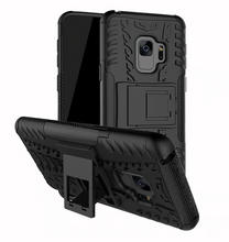 Load image into Gallery viewer, Heavy Duty Armor Stand Shockproof Shell Hülle funda custodia Coque Case For Samsung S20 S10 A10 A20 A30 A40 A70