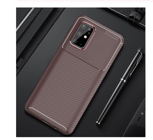 Load image into Gallery viewer, Luxury Carbon Fiber Tpu Shockproof Case For Samsung Galaxy S20 Ultra Note 20