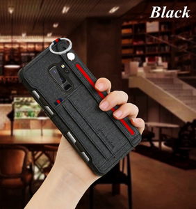 Shockproof Wallet Phone Bag Holder Card Slot Shell Hülle funda custodia Coque Case For Samsung Galaxy S10 S9 S8