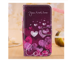 Load image into Gallery viewer, Wallet Love Flower Flip Cover Shell Hülle funda custodia Coque Case For Apple Iphone 6 7 8 X XR XS Max 11 Pro
