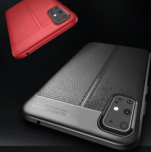 Luxury Leather Tpu Shockproof Cover Case For Samsung Galaxy S20 S20 Plus S20 Ultra