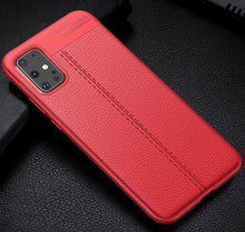 Load image into Gallery viewer, Luxury Leather Tpu Shockproof Cover Case For Samsung Galaxy S20 S20 Plus S20 Ultra