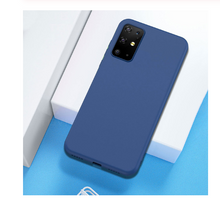 Load image into Gallery viewer, Soft Silicone Candy Color Cover Shell Hülle funda custodia Coque Case For Samsung S20 S10 A10 A20 A30 A40 A70