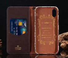 Load image into Gallery viewer, Luxury Italy Gucci Wallet Flip Cover Case For Apple Iphone 11 Pro Max X Xr Xs 6 7 8