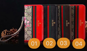 Luxury Italy Gucci Wallet Flip Cover Case For Apple Iphone 11 Pro Max X Xr Xs 6 7 8