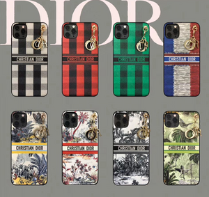 Luxury Paris France Christian Dior Case For Apple Iphone 11 Pro Max Xr Xs 6 7 8