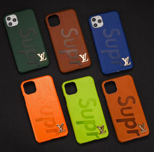 Load image into Gallery viewer, Luxury Paris France Louis Vuitton Supreme Case For Apple Iphone 11 Pro Max SE Xr Xs X 7 8