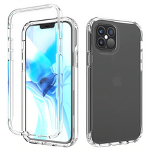 Load image into Gallery viewer, Full 360 Shockproof Bumper Case For Apple Iphone 12 Pro Max 11 X Xr Xs SE 7 8 Plus