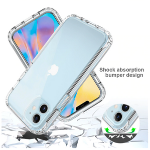 Full 360 Shockproof Bumper Case For Apple Iphone 12 Pro Max 11 X Xr Xs SE 7 8 Plus