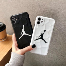 Load image into Gallery viewer, Jordan Flyman Basketball NBA Cover Case For Apple Iphone 11 Pro Max 6 7 8 X Xr Xs