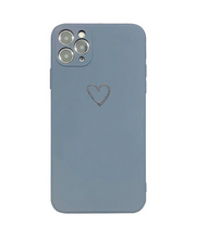 Load image into Gallery viewer, Cute Love Heart Couple Case For Apple Iphone 12 Pro Max 11 X Xr Xs SE 7 8 Plus