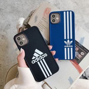 Adidas Cover Case For Apple Iphone 12 Pro Max Mini 11 X Xr Xs 7 8