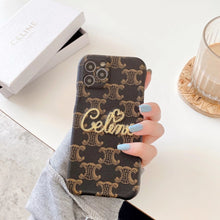 Load image into Gallery viewer, Paris France Céline Case For Apple Iphone 12 Pro Max Mini 11 Xr Xs X 7 8