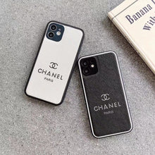 Load image into Gallery viewer, Paris Chanel Coco Case For Apple Iphone 12 Pro Max Mini 11 X Xr Xs 7 8