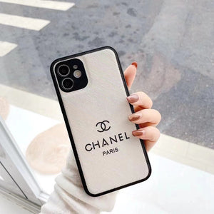 France Paris Chanel Coco Case For Huawei P30 P40 Pro Mate 40 Mate 30