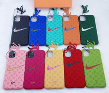 Load image into Gallery viewer, Louis Vuitton Nike Supreme Case For Apple Iphone 12 Pro Max 11 Xr Xs X 7 8