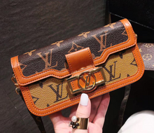 Load image into Gallery viewer, Universal Louis Vuitton Wallet Bag HandBag Case For Iphone Samsung Huawei Xiaomi Oppo Vivo Realme OnePlus