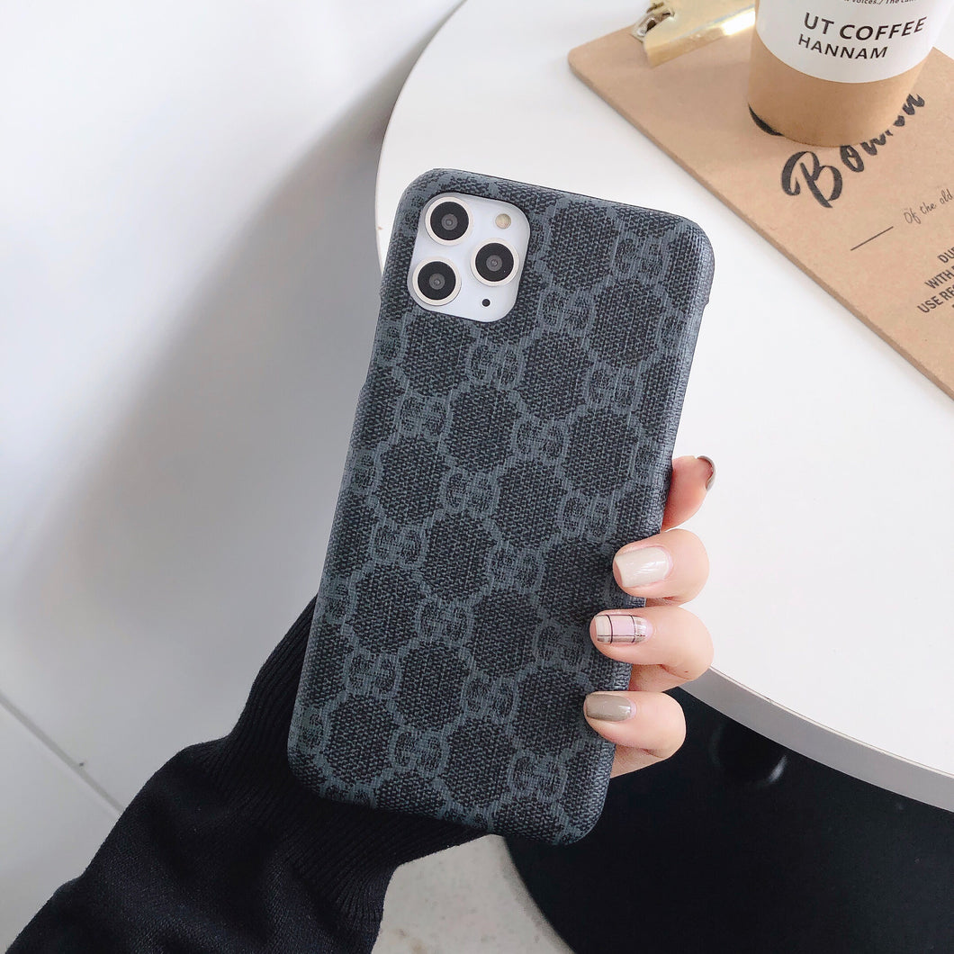 Gucci GG GC Case For Apple Iphone 12 Pro Max Mini 11 X Xr Xs 7 8