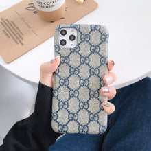 Load image into Gallery viewer, Gucci GG GC Case For Apple Iphone 12 Pro Max Mini 11 X Xr Xs 7 8