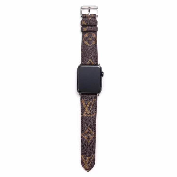 WatchBand Wristband Strap Bracelet Louis Vuitton Band for Apple Watch series 6 5 4 3 2 1