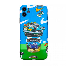 Load image into Gallery viewer, Nike Air Ben & Jerry's Case For Apple Iphone 12 Pro Max Mini 11 SE X Xr Xs 7 8