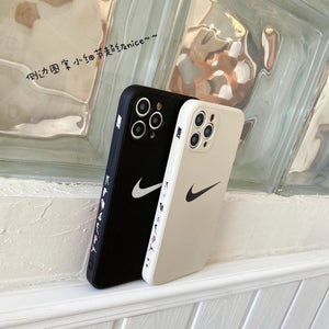 Sport Nike Air Case For Apple iPhone 12 Pro Max Mini 11 SE X Xr Xs 7 8