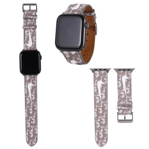 WatchBand Wristband Strap Bracelet Nike Dior Band for Apple Watch series 6 5 4 3 2 1