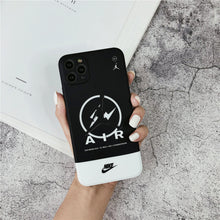 Load image into Gallery viewer, Nike Air Jordan Flyman Case For Apple Iphone 12 Pro Mini Max 11 SE 7 8 X Xr Xs