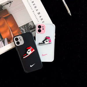 Nike Air Sneakers Case For Apple iPhone 12 Pro Max Mini 11 SE X Xr Xs 7 8