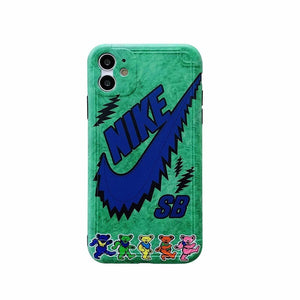 Nike Air Case For Apple iPhone 12 Pro Max Mini 11 SE X Xr Xs 7 8