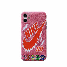Load image into Gallery viewer, Nike Air Case For Apple iPhone 12 Pro Max Mini 11 SE X Xr Xs 7 8