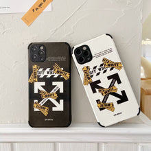 Load image into Gallery viewer, Milan Off White Case For Apple Iphone 12 Pro Max Mini 11 SE X Xr Xs 7 8