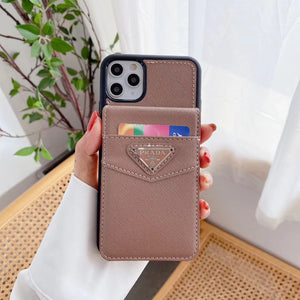 Milano Prada Case For Apple Iphone 12 Pro Max 11 SE X Xr Xs 7 8