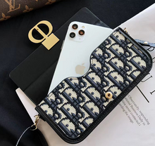 Load image into Gallery viewer, Universal Christian Dior Wallet Bag HandBag Case For Iphone Samsung Huawei Xiaomi Oppo Vivo Realme OnePlus