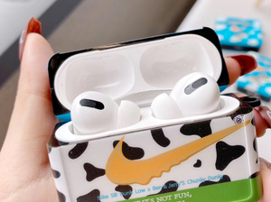 Luxury Nike Air Ben & Jerry's Cover Case For Apple Airpods Pro Airpods 1 2