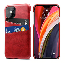 Load image into Gallery viewer, luxury Back Card Holder Cover Case For Apple Iphone 12 Pro Max X Xr Xs SE 7 8 11