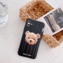 Load image into Gallery viewer, Palm Angels Bear Cover Case For Apple Iphone 11 Pro Max X Xr Xs 6 7 8