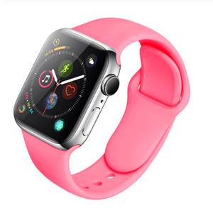 Wristband Strap Bracelet Silicone Sports Band for Apple Watch 5 4 3 2 1