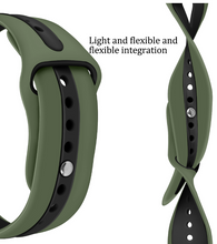 Load image into Gallery viewer, Wristband Strap Bracelet Silicone Sports Band for Apple Watch 5 4 3 2 1