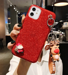 Merry Christmas Santa Claus 3D Case For Apple Iphone 12 Pro Max 11 X Xr Xs SE 7 8 Plus