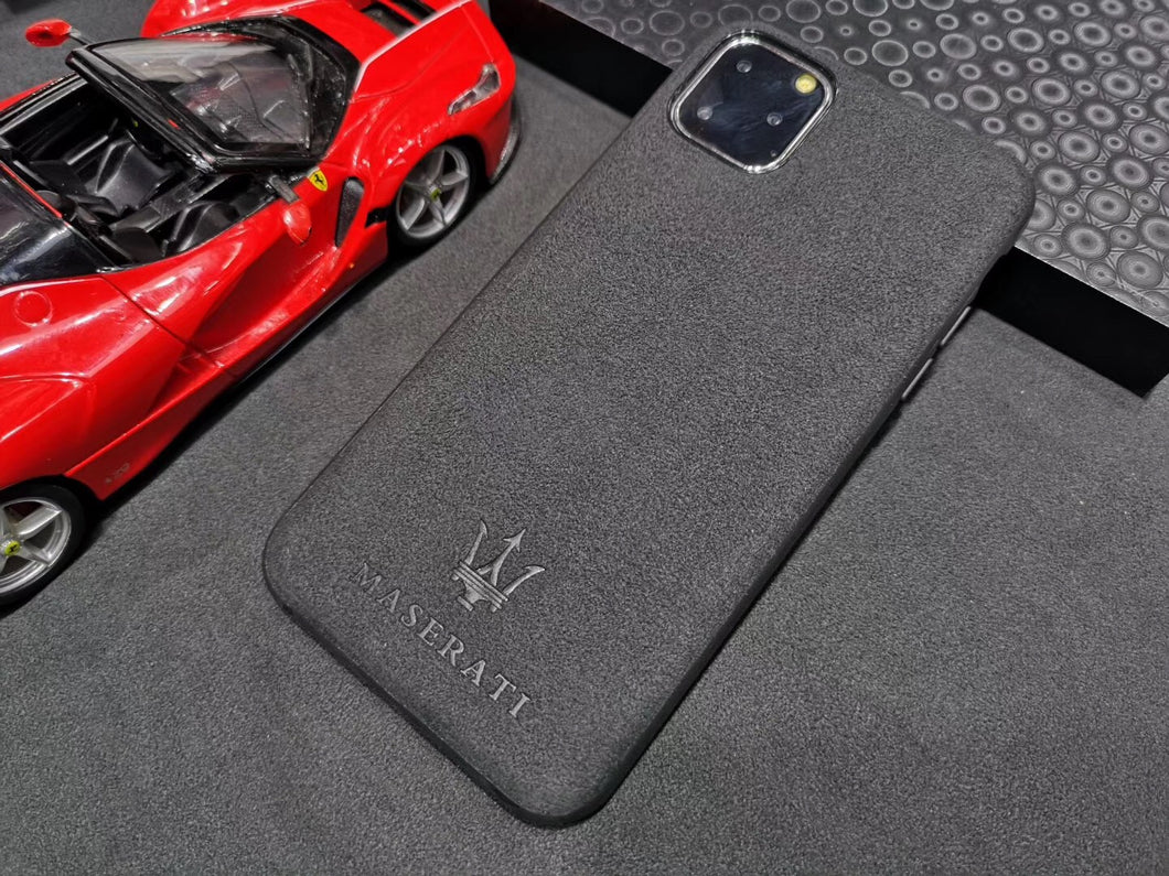 Luxury Car Maserati Case For Apple Iphone 11 Pro Max SE X Xr Xs Max 6 7 8