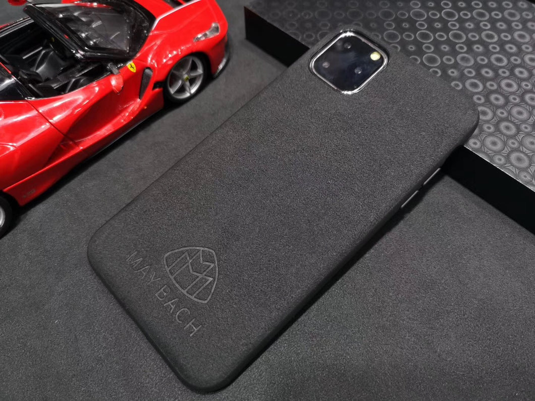 Luxury Car Maybach Case For Apple Iphone 11 Pro Max SE X Xr Xs Max 6 7 8