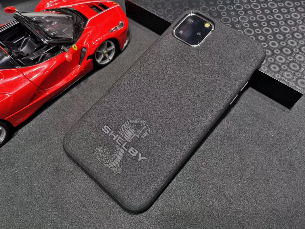 Luxury Mustang Shelby Cover Case For Apple Iphone 11 Pro Max SE Xr Xs X 7 8