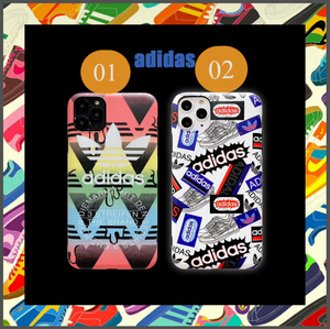 Luxury Sport Adidas Coque Cover Case For Apple Iphone 11 Pro Max SE X Xr Xs 6 7 8