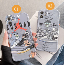 Load image into Gallery viewer, Nike Air Jordan Dior Looney Tunes Case Iphone 12 Pro Max Mini 11 SE X Xr Xs 7 8
